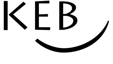 KEB schwarz